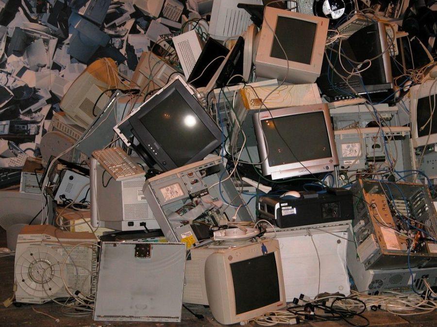 RAEE Rifiuti di apparecchiature elettriche ed elettroniche