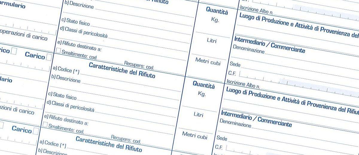registro carico scarico soggetti obbligati