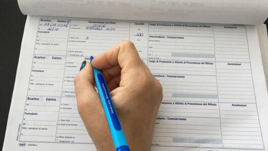 Le 4 sanzioni da evitare nella tenuta del registro di carico e scarico